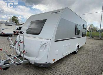 Knaussport500kd Camper  Roulotte Usato - foto 4