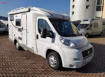Burstner Travel Van T 570 Camper  Puro Usato