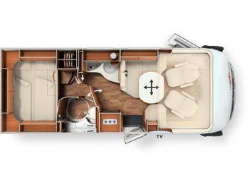 Foto Carthago Chic C-line I 4.2 Db Camper  Integrato Nuovo