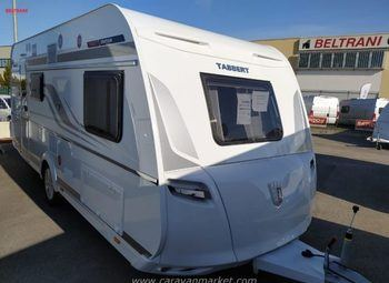 Foto Tabbert Caravan Tabbert Rossini 490 Dm - 2021 Camper  Roulotte Nuovo