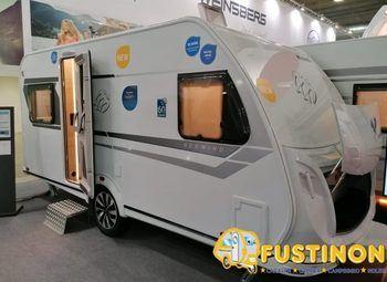 Caravannuova450fusudwind-60°anniversary4 Camper  Roulotte Nuovo