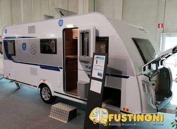 Foto  Caravansport500kdsilverselection Camper  Roulotte Nuovo