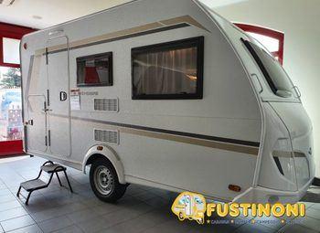 Foto  Caravannuovacaraone400lk-3/4p Camper  Roulotte Nuovo