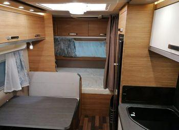 Caravannuovacaraone480qdk20215/6posti Camper  Roulotte Nuovo - foto 11