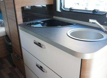 Caravannuovacaraone480qdk20215/6posti Camper  Roulotte Nuovo - foto 3