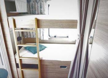 Caravannuovacaraone480qdk20215/6posti Camper  Roulotte Nuovo - foto 6