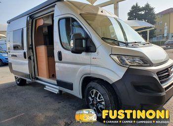 Weinsberg Carabus 600 Mq -2 2021 Edition Italia Furgonato Camper  Puro Nuovo