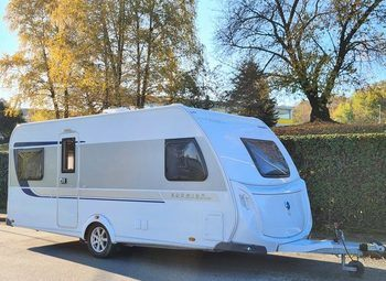 Sudwind500fusilverselection Camper  Roulotte Usato