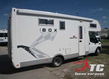 Foto Roller Team New Box Ford 2400 140 Cv Camper  Mansardato Usato