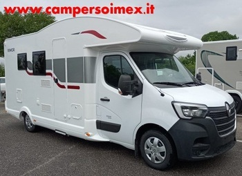 Rimor Hygge 12 Plus Camper  Parzialmente Integrato Km 0