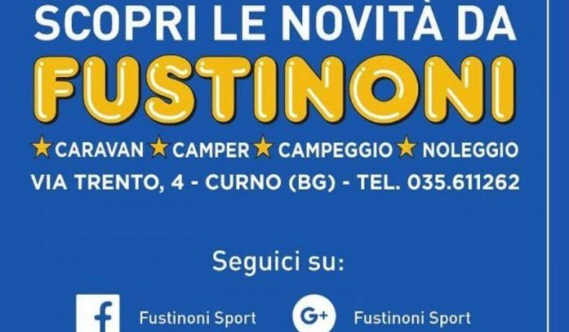 Caravannuovasport500kdsilverselection2021 Camper  Roulotte Nuovo - foto 19