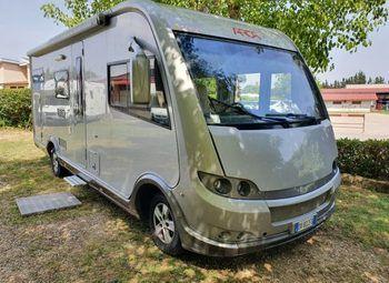 Arca Camper H 699 Glg Camper  Motorhome Usato