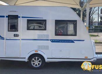 Foto  Caravansport400lksilverselection4p Camper  Roulotte Nuovo