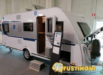 Foto  Caravansport500kd3letticastellos.sel2021 Camper  Roulotte Nuovo