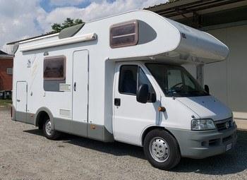 Mansardato Knaus Sun-Traveller 650