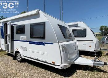 Knaus420qdsilverselection Camper  Roulotte Usato