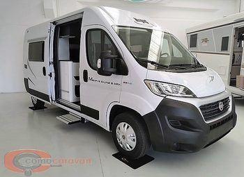 Mc Louis Menfys Van 3 Maxi S-line Camper  Puro Nuovo