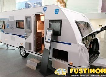 Foto  Caravansport580qssilverselection Camper  Roulotte Nuovo