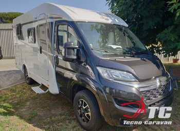 Carado Van V337 Europa Camper  Parzialmente Integrato Nuovo