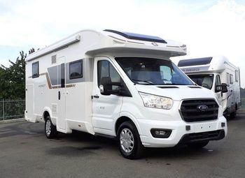 Foto Caravans International Ci Horon 67xt Cambio Automatico, Letto Nautico Camper  Parzialmente Integrato Nuovo