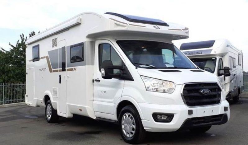 Caravans International Ci Horon 67xt Cambio Automatico, Letto Nautico Camper  Parzialmente Integrato Nuovo - foto 11
