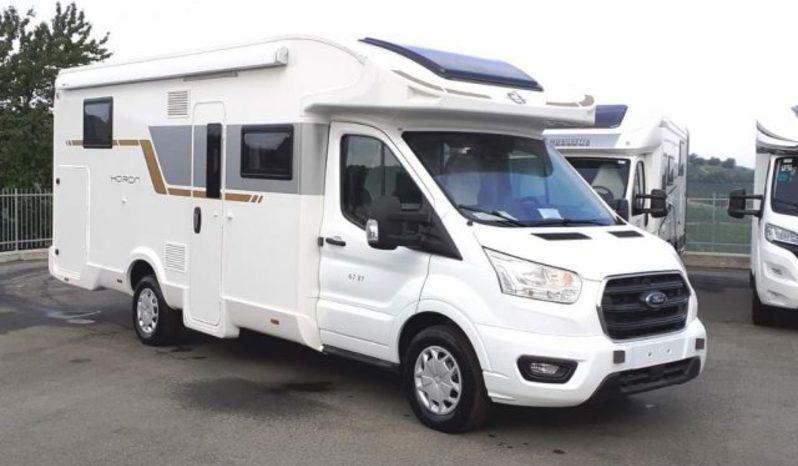 Caravans International Ci Horon 67xt Cambio Automatico, Letto Nautico Camper  Parzialmente Integrato Nuovo - foto 9