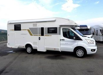 Caravans International Ci Horon 67xt Cambio Automatico, Letto Nautico Camper  Parzialmente Integrato Nuovo - foto 10