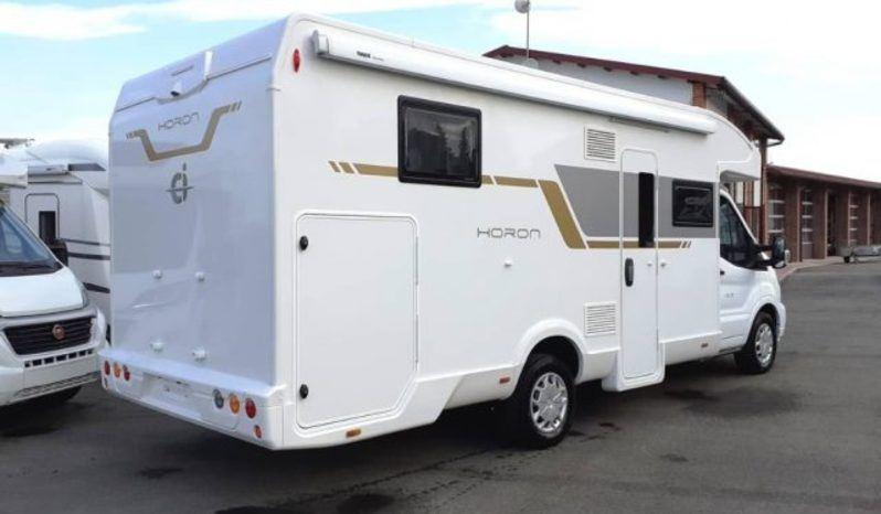 Caravans International Ci Horon 67xt Cambio Automatico, Letto Nautico Camper  Parzialmente Integrato Nuovo - foto 12