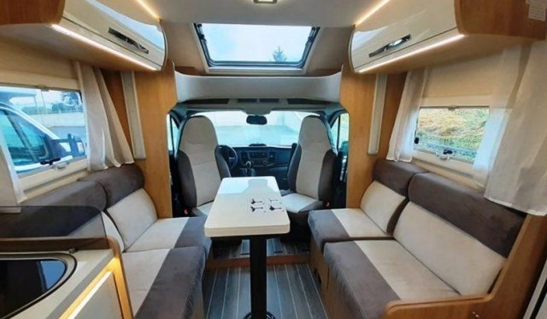 Caravans International Ci Horon 67xt Cambio Automatico, Letto Nautico Camper  Parzialmente Integrato Nuovo - foto 14