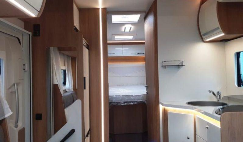 Caravans International Ci Horon 67xt Cambio Automatico, Letto Nautico Camper  Parzialmente Integrato Nuovo - foto 3