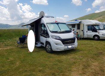 Foto Malibu Van 600 Db - In Offerta - In Arrivo Camper  Puro Usato