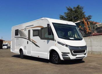 Foto Caravans International Ci Magis 67 Integral Motorhome Letto Nautico Camper  Integrato Nuovo