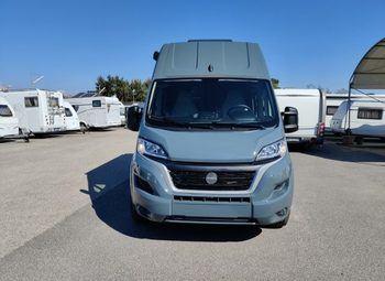 Foto Weinsberg Carabus 600 Dq Tetto Alto 35q. Camper  Puro Nuovo