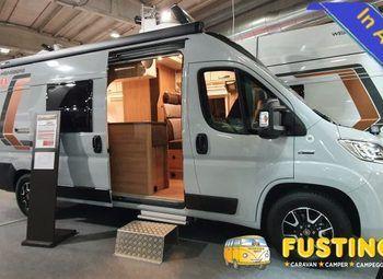 Weinsberg Carabus 600 Me 2022 Ed Italia Camper  Puro Nuovo