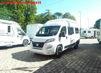 Etrusco Cv540db 2022 Con Soffietto Camper  Puro Nuovo