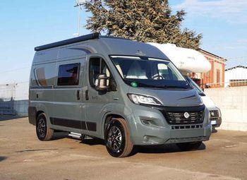 Caravans International Kyros K2 Evo Limited Van Furgonato 540 Camper  Puro Nuovo