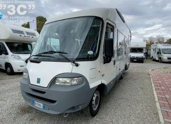 Knaus Travel-liner Camper  Motorhome Usato