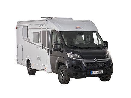 Van Europe Edition