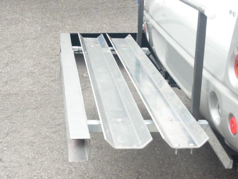 Porta moto (2) max 120kg
