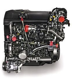 Aumento cilindrata motore da 120 a 140cv (Compact)